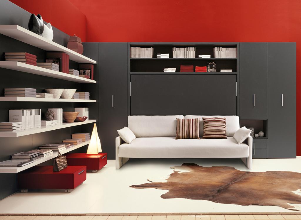 亚当302-侧沙发隐形床1