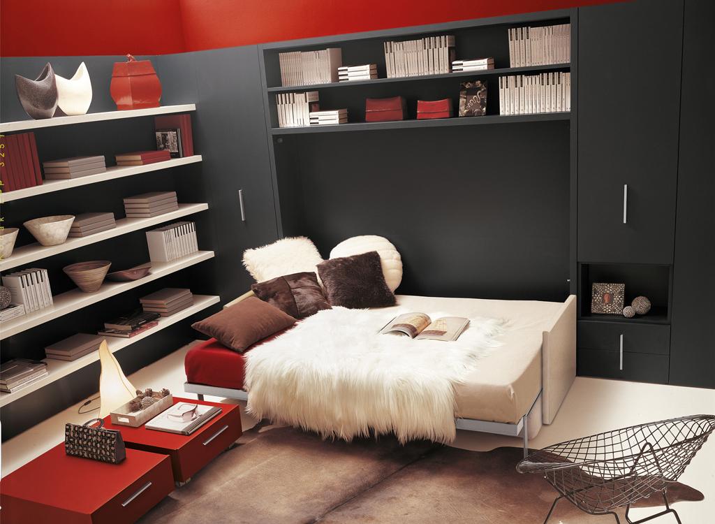 亚当302-侧沙发隐形床2